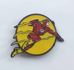 $enCountryForm.capitalKeyWord NZ - The Flash Belt Buckle Marvel Comic SW-BY707suitable for 4cm wideth snap on belt with continous stock