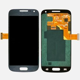 $enCountryForm.capitalKeyWord NZ - White or Blue LCD Display For Samsung Galaxy S4 Mini i9190 i9195 Touch Screen with Digitizer Full Assembly Replacement Parts