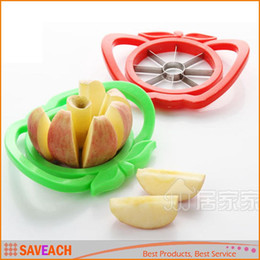 $enCountryForm.capitalKeyWord Canada - Hots Perfect Corer Slicer Easy Cutter Cut Fruit Knife Cutter for Apple Pear Stainless steel Dicing Cutter Creative Stuff