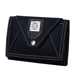 $enCountryForm.capitalKeyWord UK - Canvas Male Purses Wallet Cards ID Holder Mens Short Wallets Hasp Zipper Money Bags Change Coin Purse Fold Pocket Notecase Bag