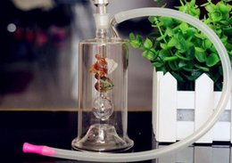 delivery flowers 2019 - variety of flower-shaped glass Hookah, color, style random delivery, Water pipes, glass bongs, glass Hookahs, smoking pi