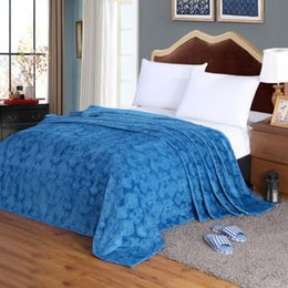 the new ikea coral fleece blankets upgrade flannel composite carpet beibei velvet carpet leisure air blanket gift blanket