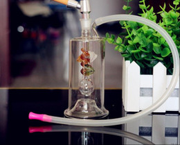 Discount delivery flowers - A variety of flower-shaped glass Hookah, color, style random delivery, Water pipes, glass bongs, glass Hookahs, smoking