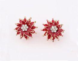 $enCountryForm.capitalKeyWord UK - Korean fashion boutique Lily elegant ear clip Alloy Cool Earrings 3 Colors free shipping