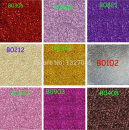 extra packs 2019 - Wholesale 100 gram Bulk Packs Extra Ultra Fine Glitter Dust Powder Nails Art Tips Body Crafts Decoration Color Choice 10