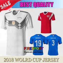 11db0c4f250 2017 2018 Germany home Jerseys 2018 World Cup OZIL MULLER GOTZE HUMMELS  KROOS BOATENG REUS SOCCER JERSEY Maillot de foot Football Shirts