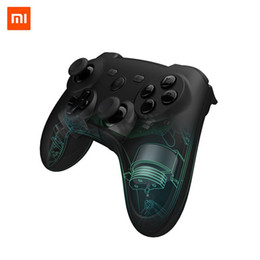$enCountryForm.capitalKeyWord Canada - 100% Genuine Xiaomi Mi Wireless Bluetooth Game Handle Controller Remote Joystick GamePad For Android Smart TV PC