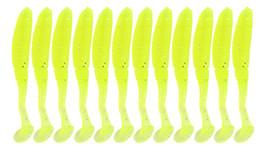 $enCountryForm.capitalKeyWord Canada - 6Pcs 50mm Trulinoya Brand New Soft Fish Lure Colorful Artificial Baits Fishing Tackle Gear