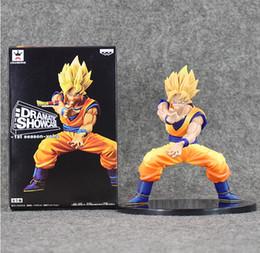 $enCountryForm.capitalKeyWord NZ - Anime Dragon Ball Z Sun Goku Super Saiyan PVC Action Figure Collectible Model Toy High Quality free shipping EMS