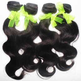 $enCountryForm.capitalKeyWord Canada - Malaysian Grade 7A Unprocessed real Human Hair fashional hairstyle bouncy Body Wave Hair 4pc lot 400g Fast delivery