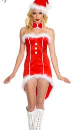 $enCountryForm.capitalKeyWord Canada - Sexy Catsuit Sexy Christmas Costume Hot Womens Underwear Lace Xmas Party Performance Cosplay Babydoll Lingerie Sleepwear