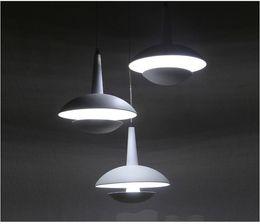 mushroom pendant light 2018 - 2016 Creative morden simple conciseness LED pendant light AC85-265V metro mushroom shape LED restaurant pendant light fi