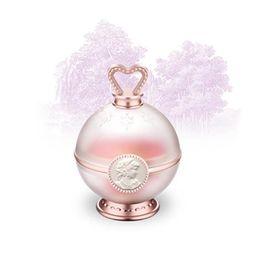 les Merveilleuses LADUREE Limited EDITION горшок для лица цвет розового порошка румяна держатель красоты косметика макияж блендер с розничной коробке.