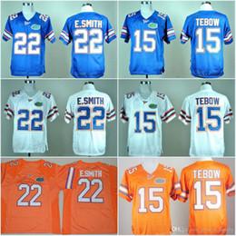 bd33f15719e ... Youth Florida Gators Kids 15 Tim Tebow 22 E.Smith Orange Blue White  Color College