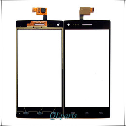 Thl Touch screen online shopping - inch Mobile Phone Touch Panel Sensor Touchscreen For THL W11 Touch Screen Digitizer Panel Front Glass Parts