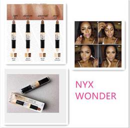 $enCountryForm.capitalKeyWord Canada - NYX concealer Wonder stick highlights and contours shade stick Light Medium Deep Universal Make up