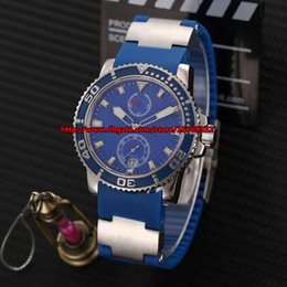 $enCountryForm.capitalKeyWord Canada - Luxury fashion business noble precision imported automatic movement calendar back through the blue silica gel watchband Mens Watch