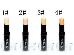 $enCountryForm.capitalKeyWord NZ - Hot Sale Professional Women Popfeel Makeup Stick Contour Face Long Lasting Concealer 120pcs lot factory direct wholesale