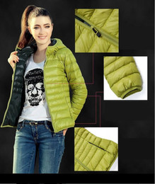 Barato Design De Casaco De Inverno Senhorita-New 2015 Fashion Ladies Down Short Design Coat Inverno Casaco de algodão acolchoado Mulheres Slim Solid Zipper Outerwear DF-081