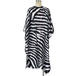 $enCountryForm.capitalKeyWord UK - High Quality Zebra Pattern Professional Hairdressing Cutting Cape Barber Popular Hair Salon Gown Cape For Adult