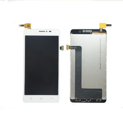 $enCountryForm.capitalKeyWord Canada - For Lenovo S850 LCD Display and Touch Screen Glass Sensor perfect replacement for Lenovo S850 Cell Phone-black