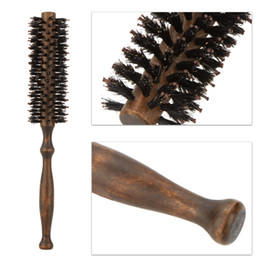 $enCountryForm.capitalKeyWord NZ - DIY Curly Hair Brushes Antistatic Wood Handle Round Brushes Hair Comb Radial Curling Hairbrush Hairdressing Styling Tools