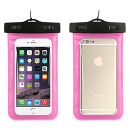 $enCountryForm.capitalKeyWord Canada - for Iphone 6 plus 5 Waterproof case for samsung galaxy s6 s5 mobile phones waterproof dry cell phone water proof neck pouch bags