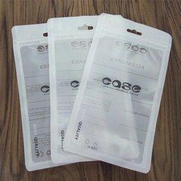 Zip lock сумки молния Розничный пакет сумка сотовый телефон Iphone Чехол пластиковые ясно упаковка сумки молния Zip Lock повесить отверстие пакет мешки мешки на Распродаже