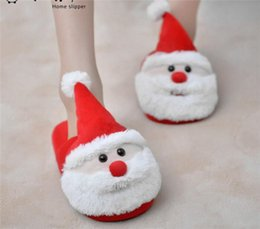 Discount Kids Christmas Slippers | 2017 Kids Christmas Slippers on ...
