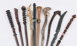 Волшебный мир Harri Wand Magic Potter Nagini Umbridge DEAN THOMAS YALLEX GARRILUNA LOUNGGOOD WAND с коробкой на Распродаже