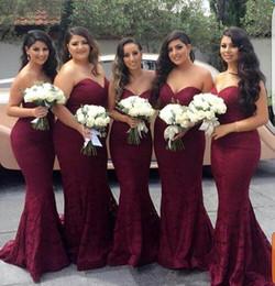 223bad10ceef Vestidos De Damas De Honor Baratos De Vino Online | Vestidos De ...