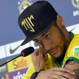 a59b23727f8 2015 brand Neymar JR njr Brazil Baseball Caps hip hop cap Sports Snapback  hats For men women chapeu de sol bone masculino gorras