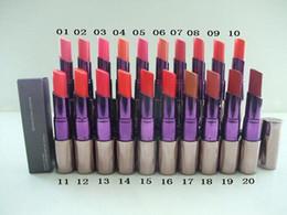Discount lipstick stickers - 40pcs lor-New Arrival Branded Cosmetics Revolution Matte Lipsticks 20 Colors long-lasting Moisturized Lip Sticker Makeup