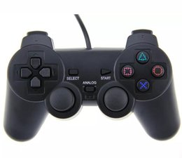 $enCountryForm.capitalKeyWord UK - Wired Controller Double Vibration Joystick For PS2 Playstation 2 in stock fast shipment