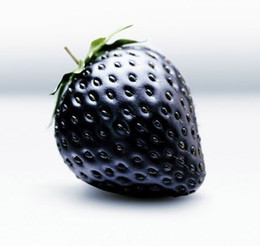 Chinese  Bonsai fruit Black Strawberries Strawberry Seeds Fruits Rare garden decoration plant 20pcs A79 manufacturers
