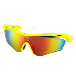 Chinese  Men Women Cycling Sunglasses Wind Resistant Goggles Bicycle Cycling Polarized Sunglasses Outdoor Sports Eyewear Fashion Sunglasses 9Color manufacturers