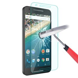 Wholesale glass cams for sale - Group buy Explosion Proof D Tempered Glass Screen Protector For LG Stylus LS775 K3 Q6 Q7 X Screen X cam HD Visual Premium H Glass Film