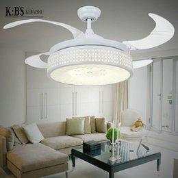 living room ceiling fan led ceiling fan light stealth stealth fan lights 32w is white acrylic shrinkage fan