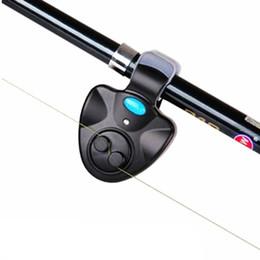 водонепроницаемый Чувствительность цифровой рыболовный укус сигнализация укуса индикация на стержне для карповой рыбалки