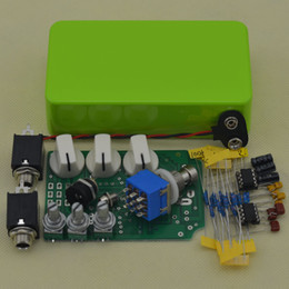 Effects Pedal Kit Australia - DIY Overdrive Guitar Effect Pedal True Bypass Electric guitar stompbox pedals OD2 Kits GR