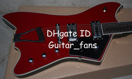 Chinese  Custom Shop Gre G6199 Billy-Bo Jupiter Wine Red Thunderbird Electric Guitar Black Pickguard Chrome Hardware Firebird manufacturers