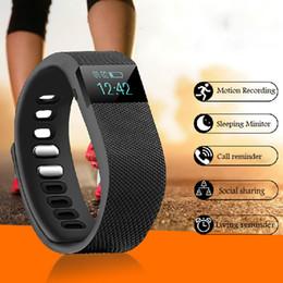 Tw64 Pedometer Smart Bracelet Watch NZ - TW64 Bluetooth Smart Watch Bracelet Wearable Life Waterproof Pedometer SmartWatch For IOS Android Fitness Tracker