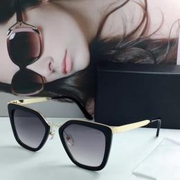 496b98148a 53S Luxury Brand Sunglasses Cat Eye Shape Fashion Retro Vintage Summer Style  Women Brand Designer Frameless Frame Top Quality With Case