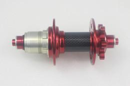 $enCountryForm.capitalKeyWord Canada - Powerway PFH-M64 mountain bike carbon alloy XD XX1 11s rear hub black red 24 28 32 holes 135mm QR Shim. 9 10 11s MTB XC AM bicycle hub