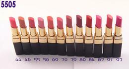 $enCountryForm.capitalKeyWord Australia - SHINE lip gloss beauty New Cosmetics Makeup Rouge Lipstick moisturizer lip Stick 3.5g 12 colors free shipping.