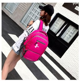 Fast Backpack Canada - Teenager School Bag Men & Women's Backpack Casual Hiking Camping Backpacks Waterproof Travel Outdoor Bags Multi Pockets Fast Shipping