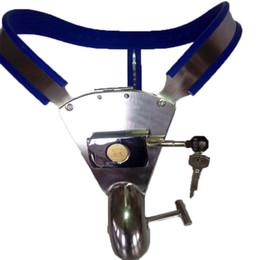 Discount bondage stocks - New Male Chastity Belt Device Underwear Bondage Fetish UK Stock #R2