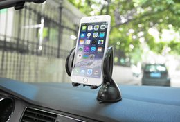 universal phone holder windscreen Australia - Universal In Car Mobile Phone GPS Windscreen Dashboard Holder Mount Cradle Stand