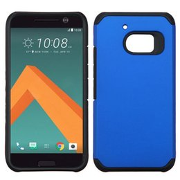 Cell Phone Cases For Cheap Canada - Cell Phone Accessory Cheap Hybrid Defender Covers Rugged Slim Armor Cases for HTC One A9 HTC M9 HTC M10 100PCS Color At Least