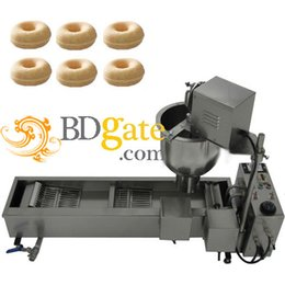 Commercial Use 110v 220v Electric 4cm 6cm 8cm Auto Doughnut Donut Machine Maker from machine donut manufacturers
